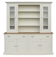 Glazed Two Door Kitchen Dresser